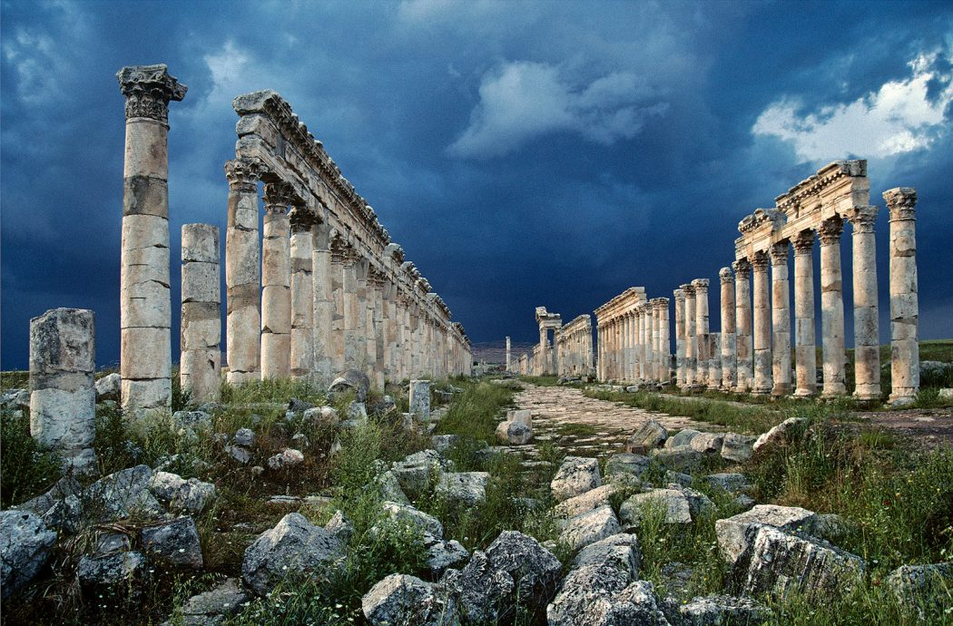 apamea Top 10 Most Ancient Cities in Arabic Countries