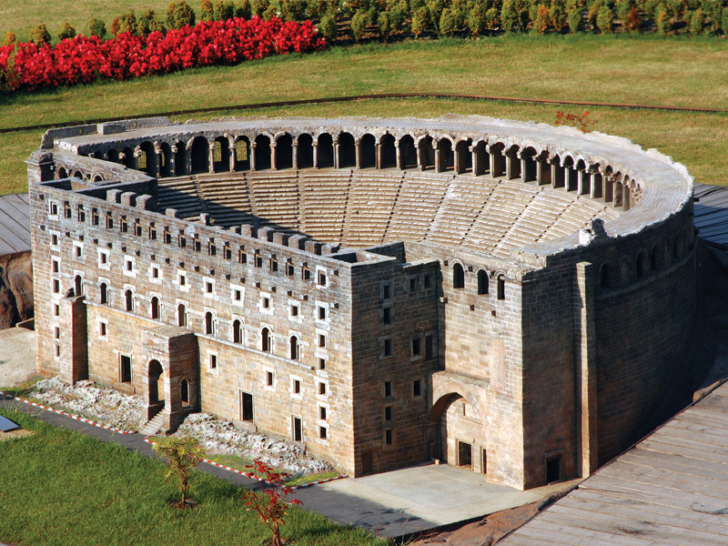aspendos Top 10 Most Ancient Ruins in Turkey