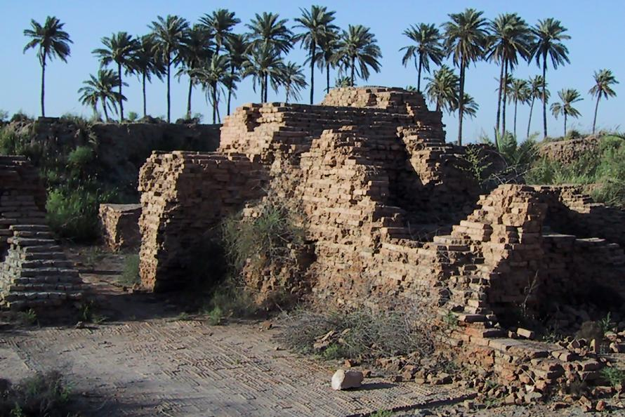 babylon08 Top 10 Most Ancient Cities in Arabic Countries
