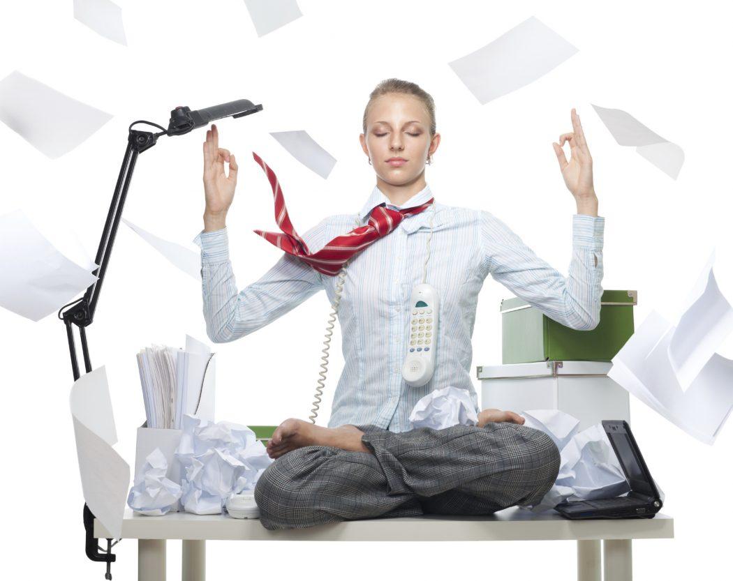 calm-stress Top 10 Ways Successful People Keep Calm