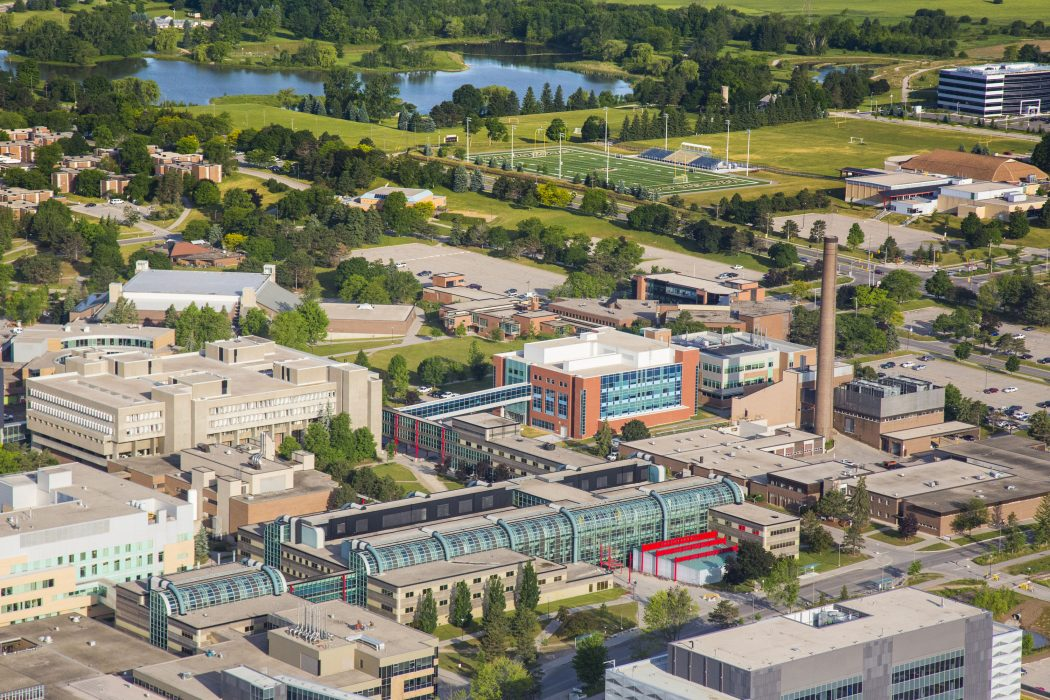campus-aerial-east-side Top 10 Best Cities in Canada to Work
