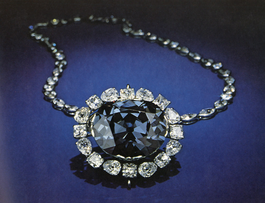 der_hope_diamant Top 10 Most Expensive Artifacts in the World