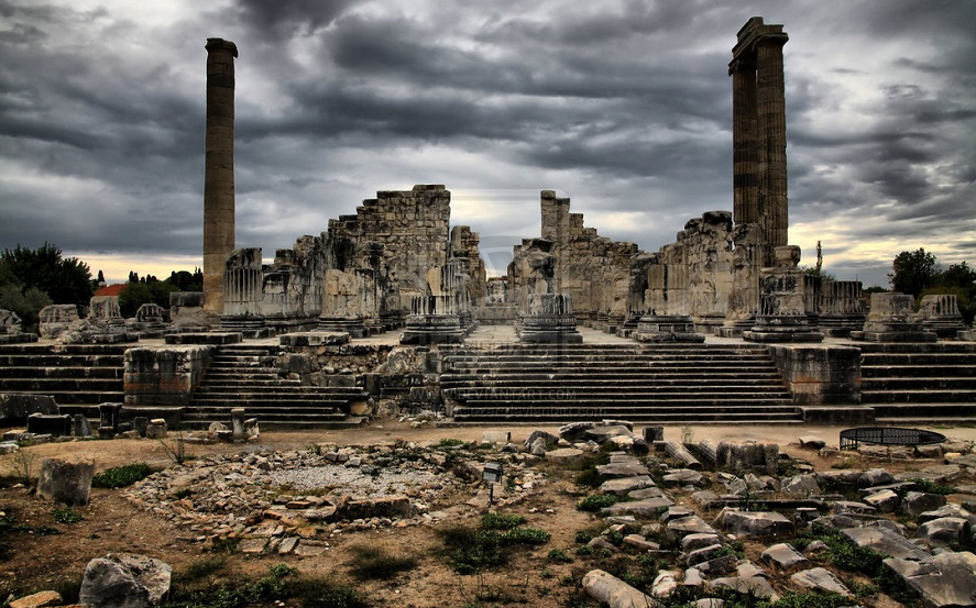 didyma-turquia Top 10 Most Ancient Ruins in Turkey