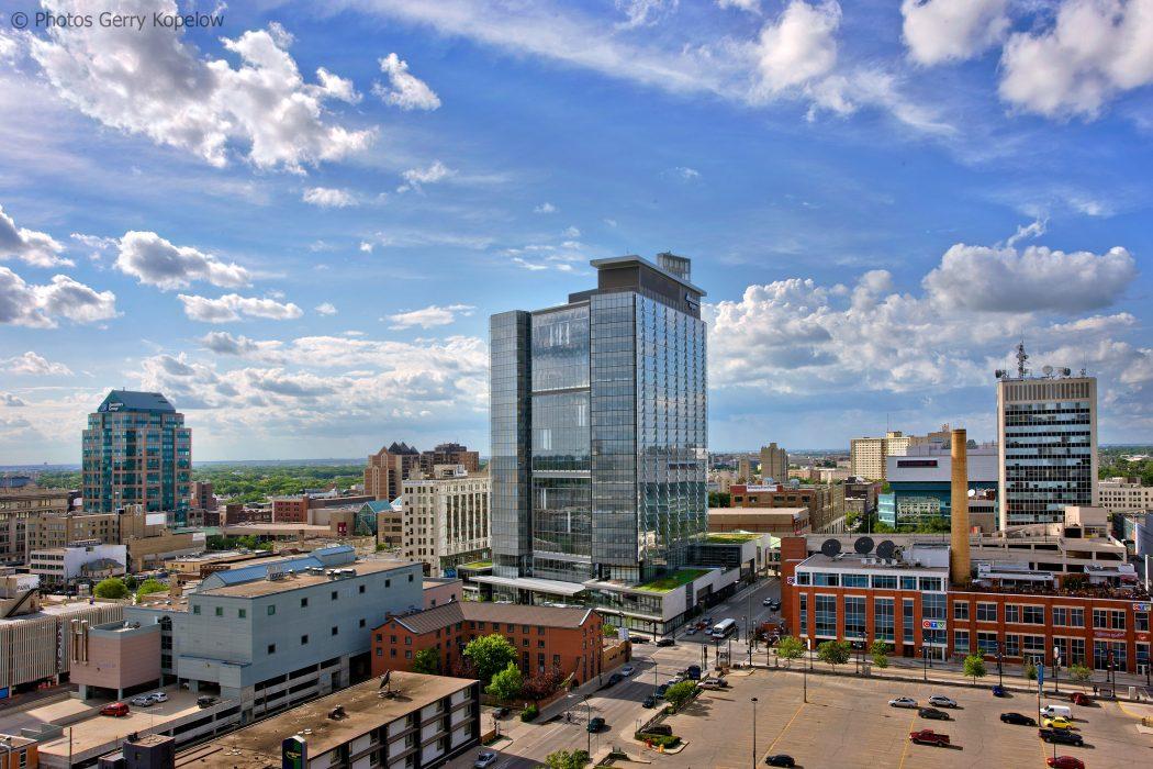 e_winnipeg_manitobahydro_corporateheadoffice11 Top 10 Best Cities in Canada to Work
