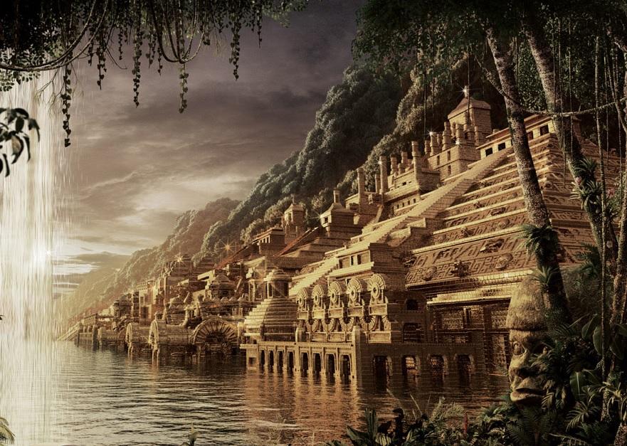 el-dorado Top 10 Most Ancient Lost Cities in the World
