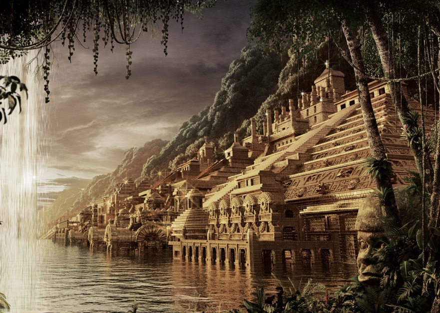 el-dorado Top 10 Most Ancient Lost Cities in the World