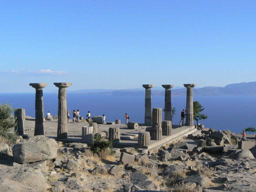 gallipoli-troy-boat-trip-6 Top 10 Most Ancient Ruins in Turkey