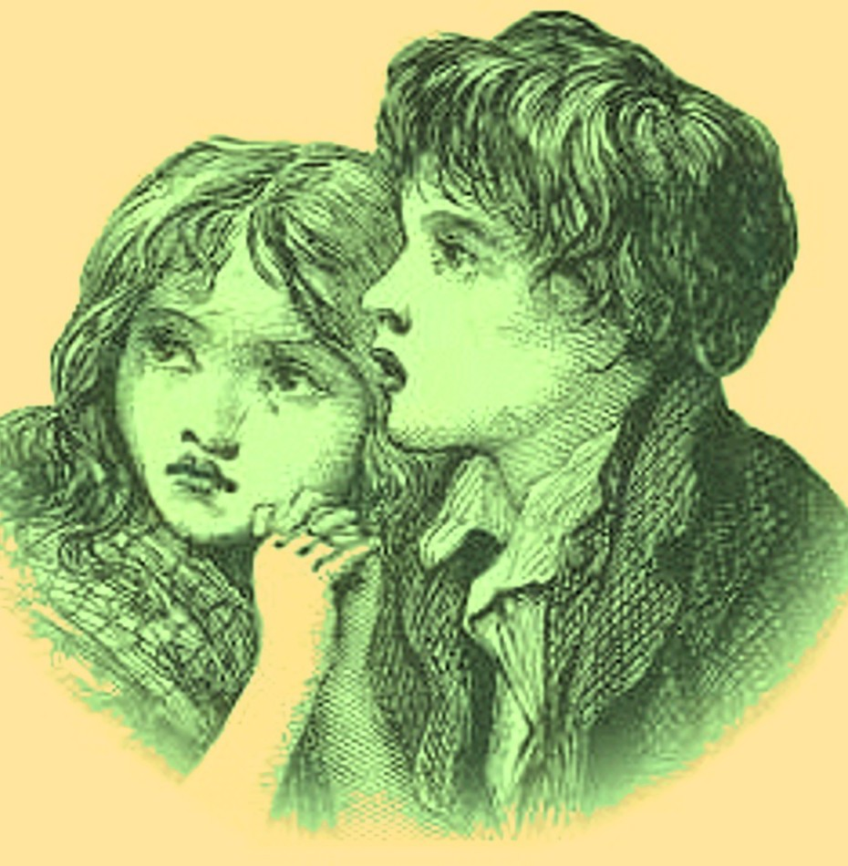 green-children-930x950 Top 10 Most Mysterious People in the History