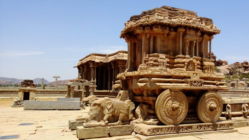 hampi-34 Top 10 Most Ancient India Artifacts Ever