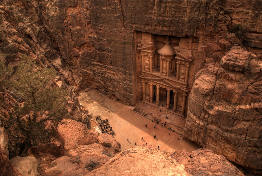 jordan-petra Top 10 Most Ancient Lost Cities in the World