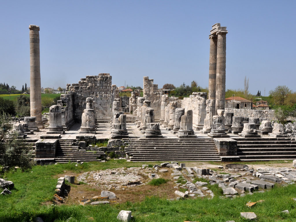 k02 Top 10 Most Ancient Ruins in Turkey