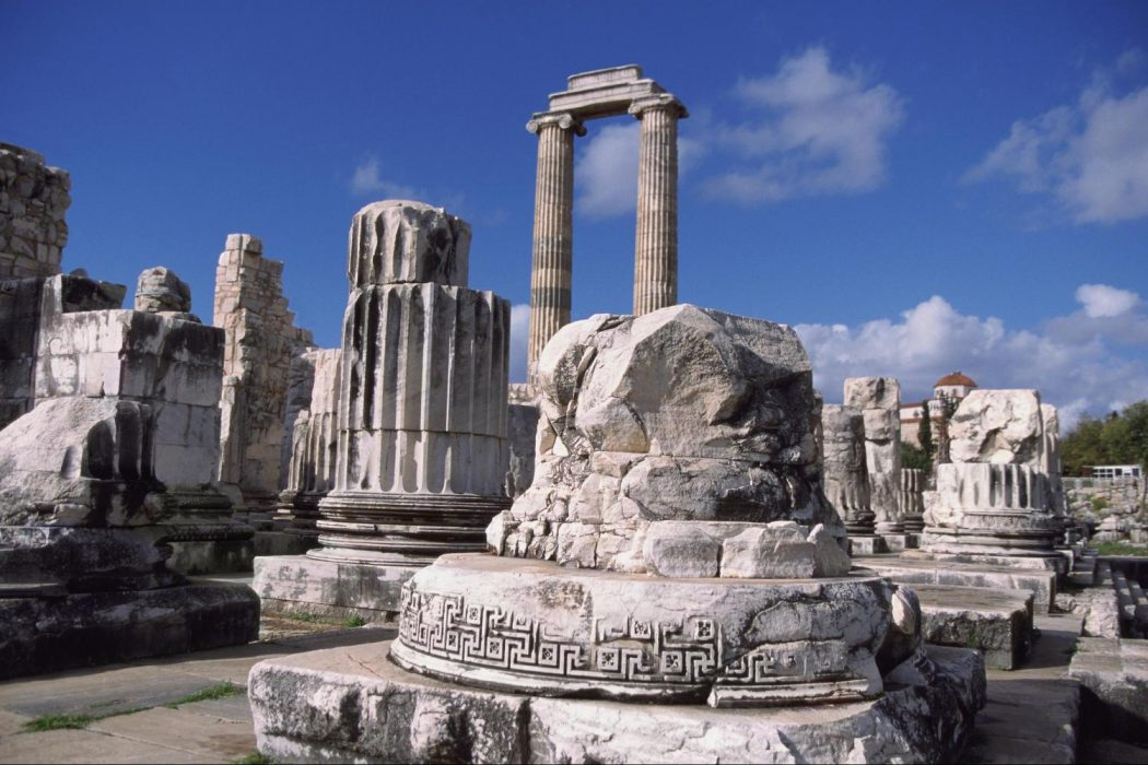 large Top 10 Most Ancient Ruins in Turkey