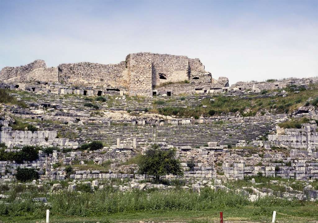 miletus-theater-06 Top 10 Most Ancient Ruins in Turkey