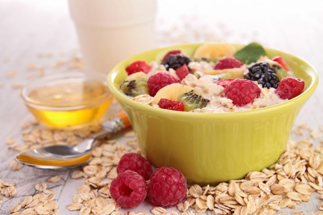 oatmeal-breakfast Top 10 Extreme Bodybuilders Specific Nutritions