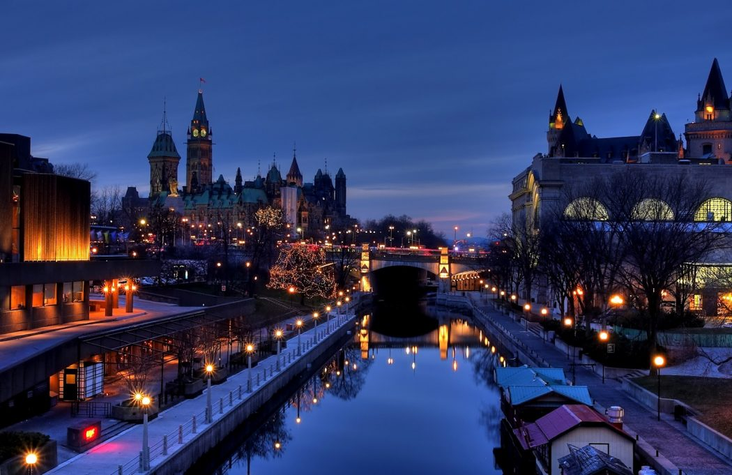 ottawa-canada-12 Top 10 Best Cities in Canada to Work