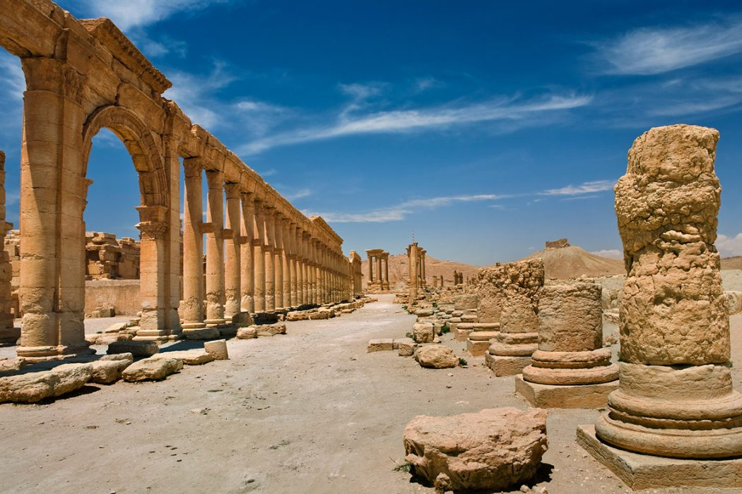 palmyra-isis-syria Top 10 Most Ancient Cities in Arabic Countries