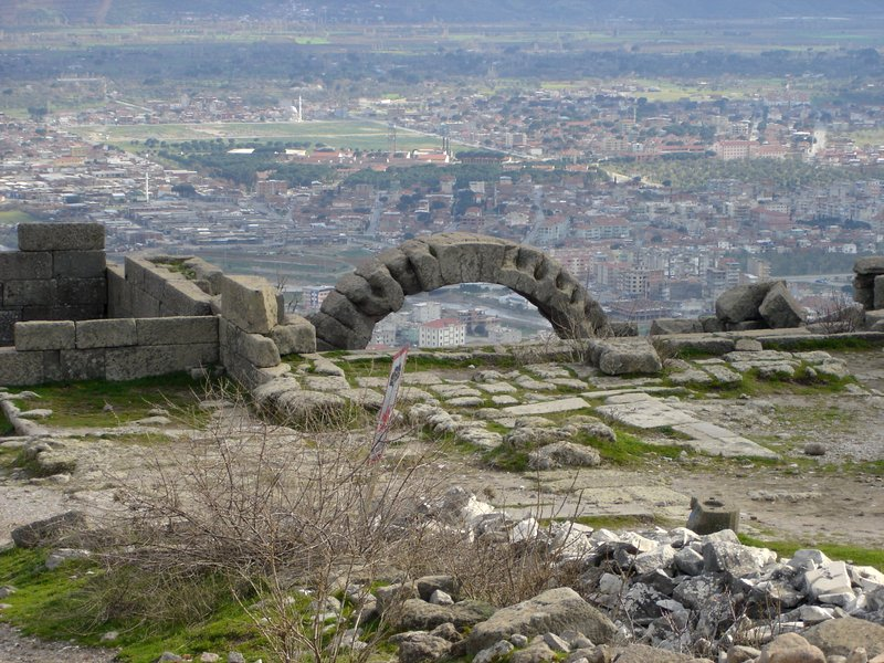 pergamon-ruins-turkey Top 10 Most Ancient Ruins in Turkey