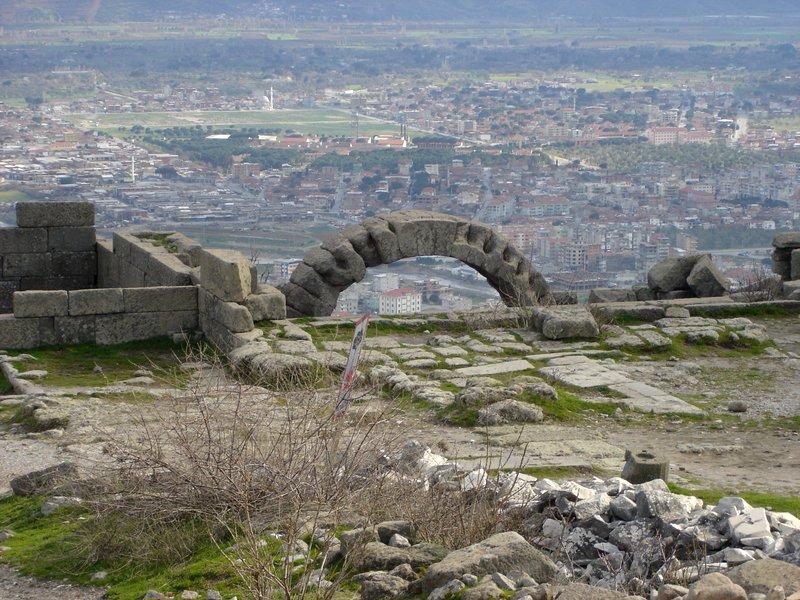 pergamon-ruins-turkey Top 10 Most Ancient Ruins in Turkey