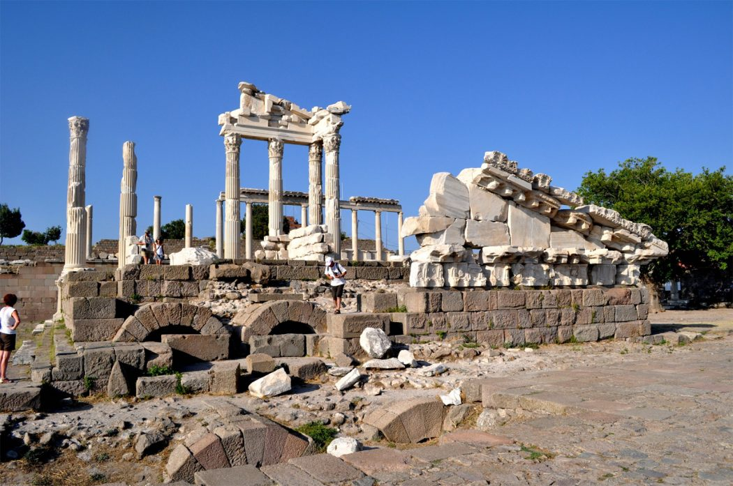 pergamon Top 10 Most Ancient Ruins in Turkey