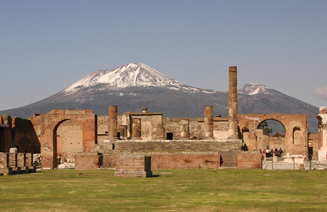 pompeii Top 10 Most Ancient Lost Cities in the World