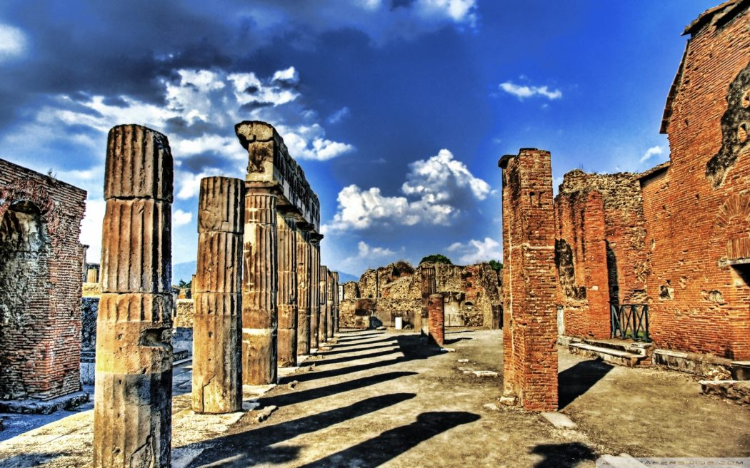 pompeii_1 Top 10 Most Ancient Lost Cities in the World
