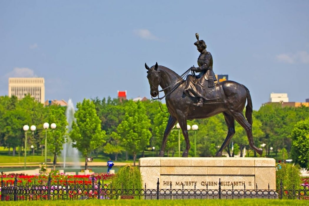 queen-elizabeth-ii-gardens-city-of-regina-saskatchewan-canada-485 Top 10 Best Cities in Canada to Work