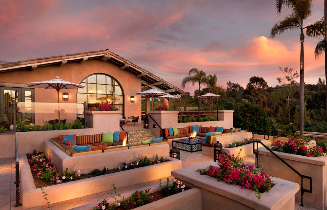 sunset-image-by-rancho-valencia-resort-and-spa-hotel-2015 Top 10 Best Hotels in USA You Can Stay in