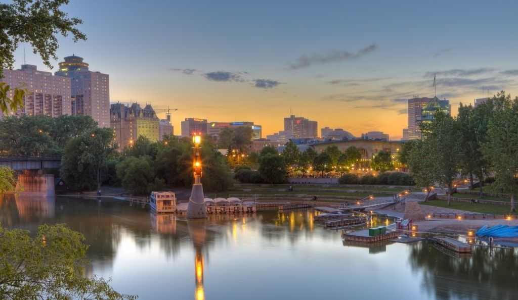 the-forks-winnipeg_38218 Top 10 Best Cities in Canada to Work