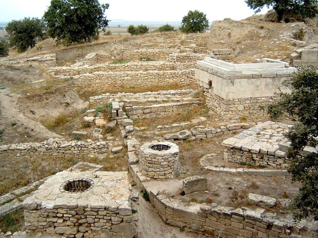 troy_1248283441 Top 10 Most Ancient Lost Cities in the World
