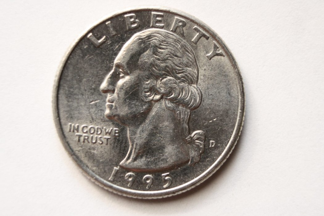 us-quarter-dollar-coin-front Top 10 Strangest Pennies Stories in the World