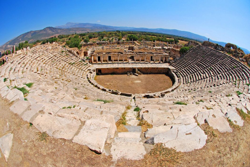 x0bYIkc Top 10 Most Ancient Ruins in Turkey