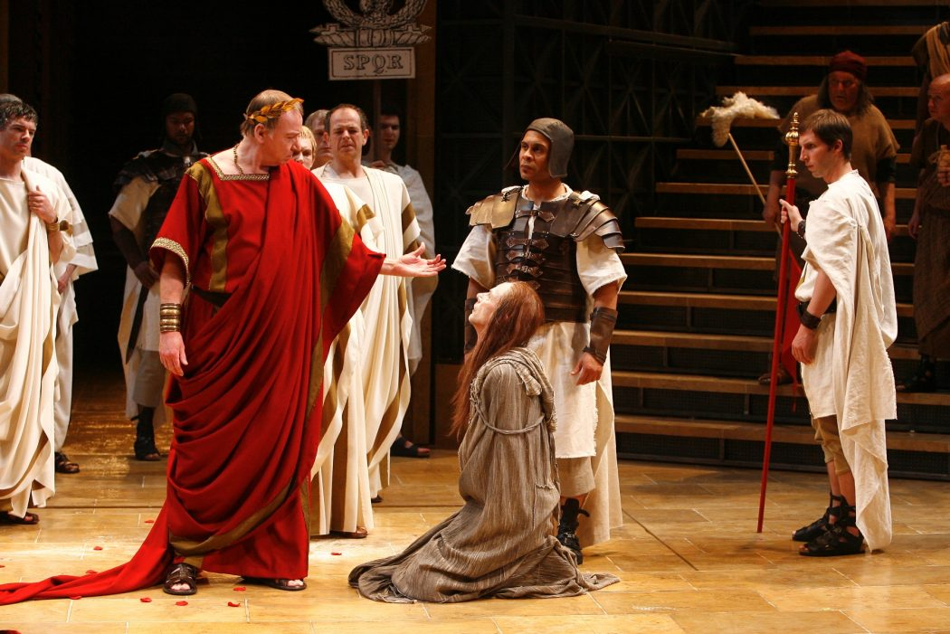 01h_JuliusCaesar Top 10 Best Shakespearean Plays