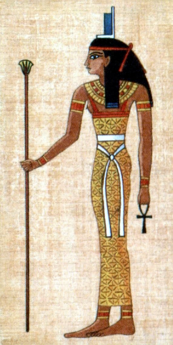 55950b914effb30d088bb5f731a968bd Top 10 Most Famous Ancient Egyptian Goddesses in the Pharaohs History