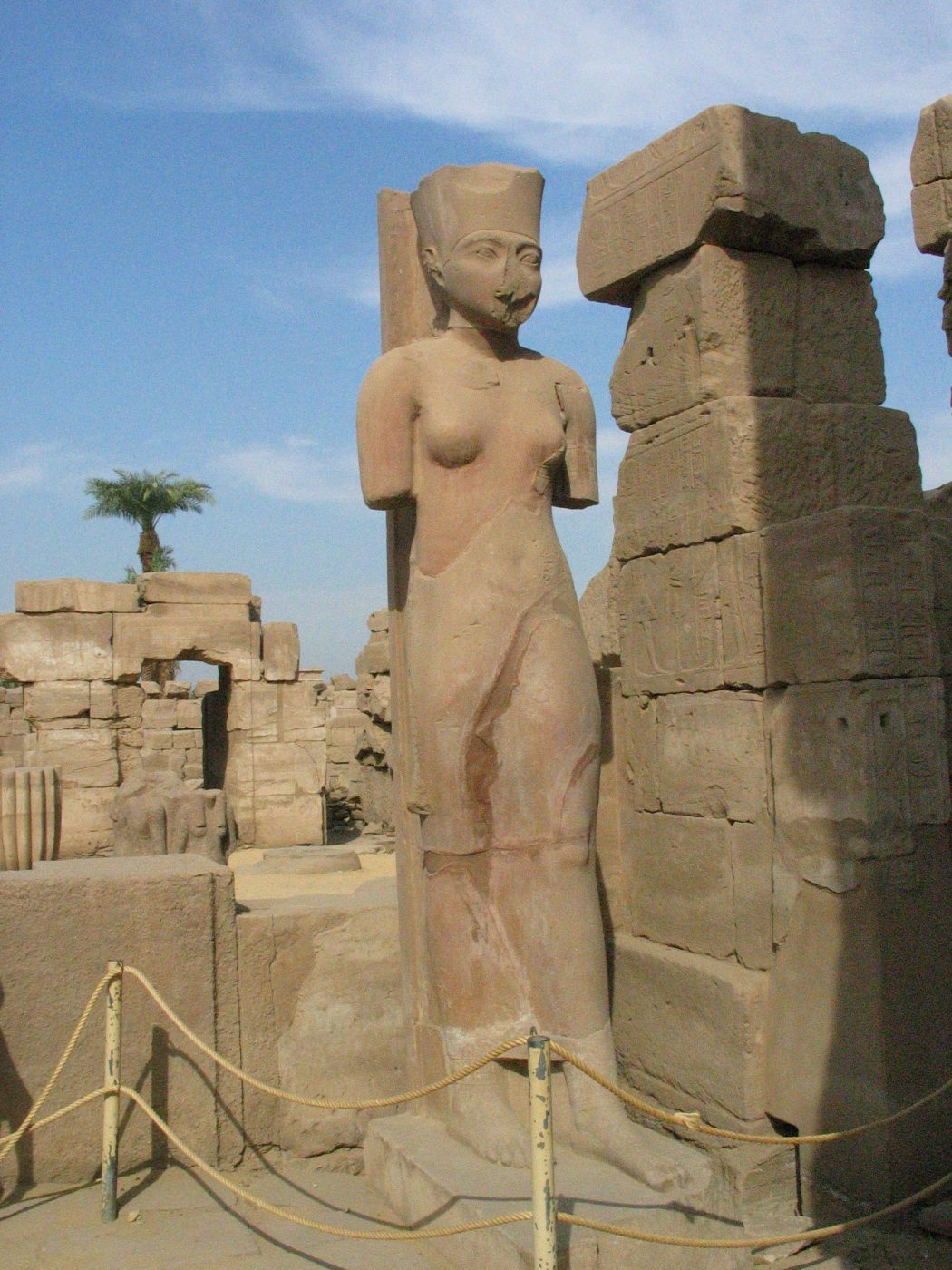 Amunet Top 10 Most Famous Ancient Egyptian Goddesses in the Pharaohs History