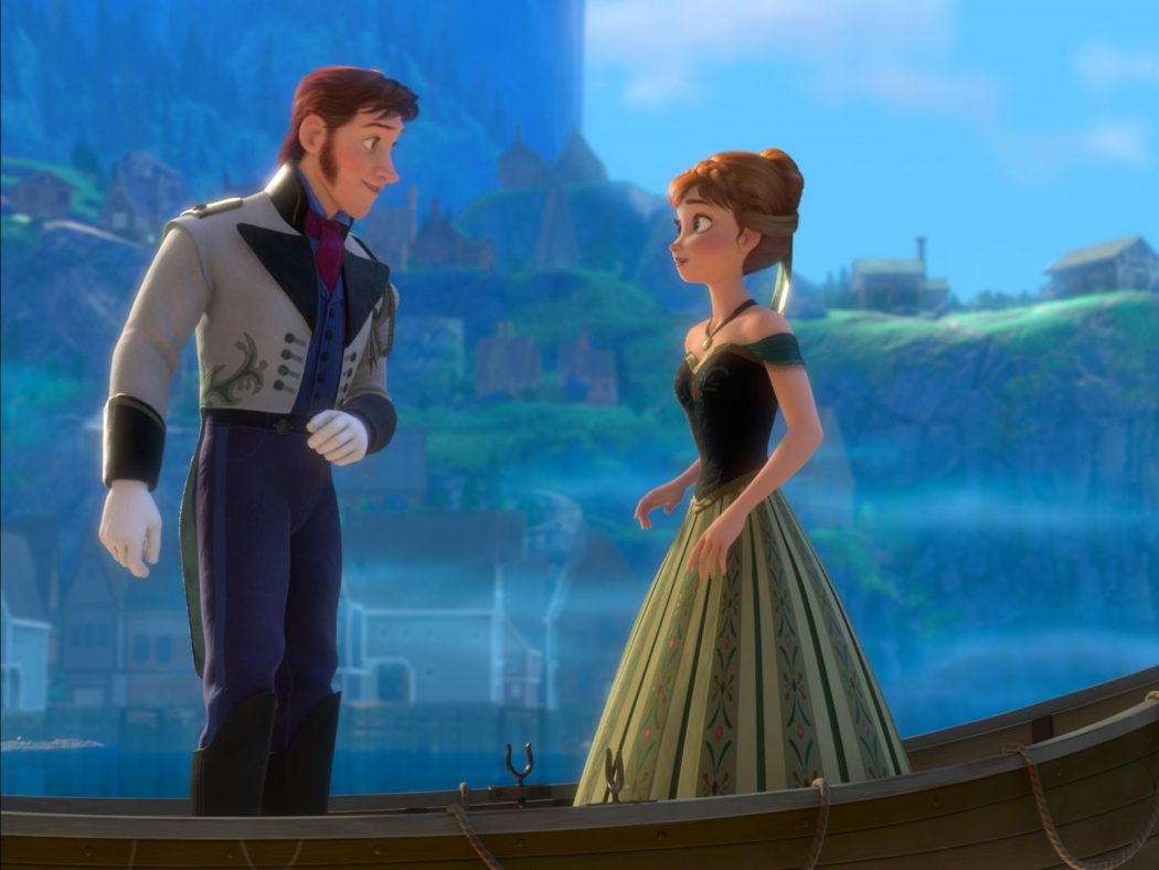 Anna-and-Hans-Meet-For-the-First-Time-frozen-36936475-1920-1440 Top 10 Things You Should Know About Frozen