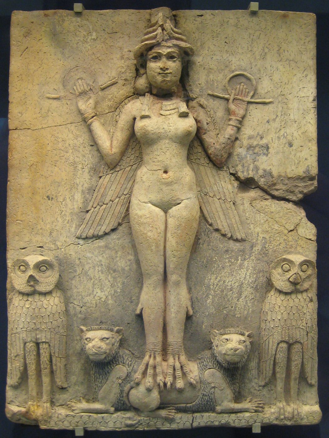 British_Museum_Queen_of_the_Night Top 10 Most Famous Ancient Egyptian Goddesses in the Pharaohs History