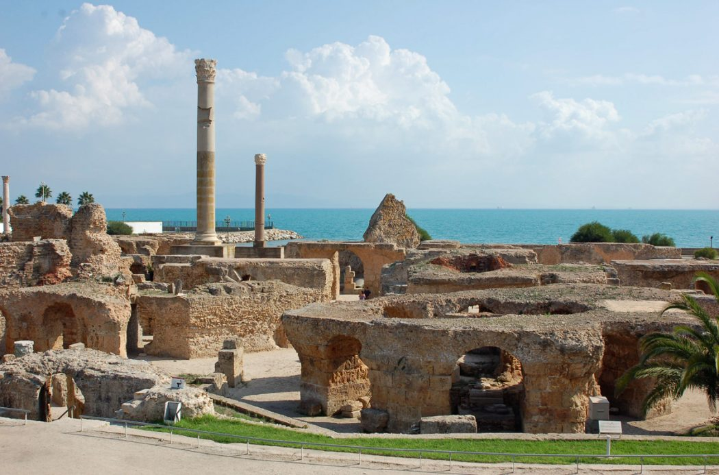 Carthage Top 10 Most Ancient Cities in Arabic Countries