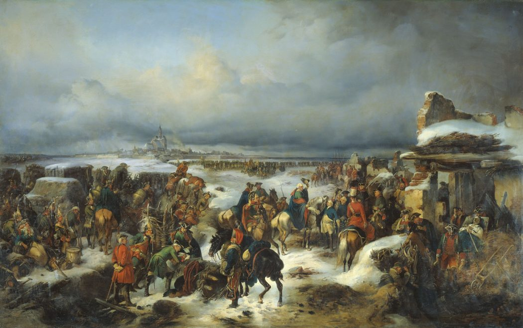 Fall_of_Kolberg_in_1761 Top 10 Most Important Events In The European History