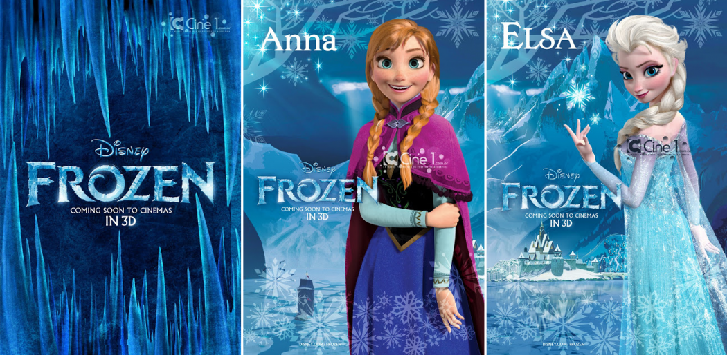 Frozen-Posters Top 10 Things You Should Know About Frozen