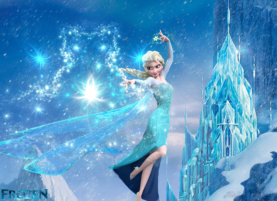 Frozen_elsa_by_meddekd6w674h Top 10 Things You Should Know About Frozen