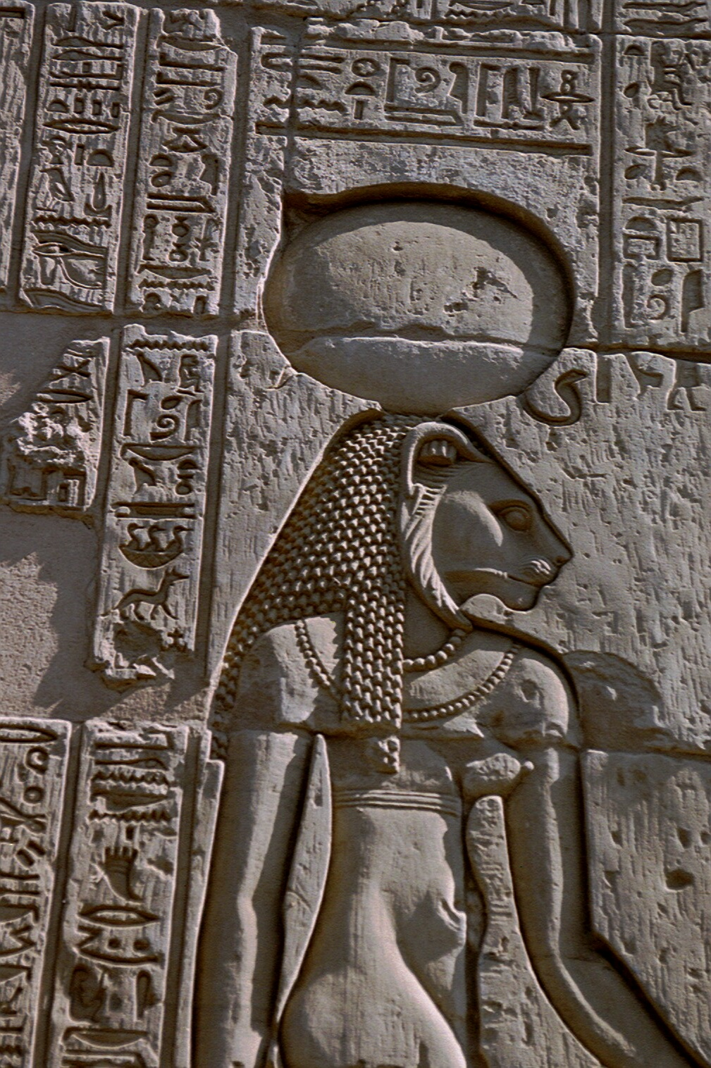 GD-EG-KomOmbo016 Top 10 Most Famous Ancient Egyptian Goddesses in the Pharaohs History
