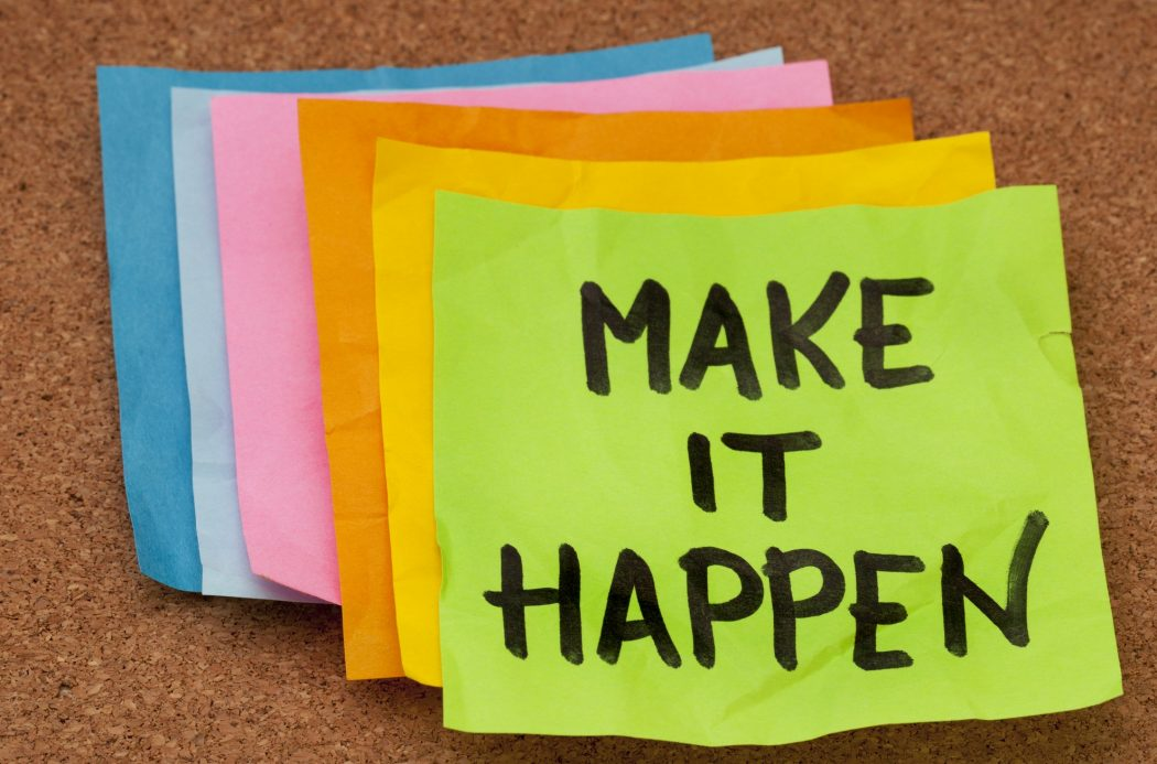 How-to-Achieve-Goals Top 10 Ways to Keep Your Resolutions
