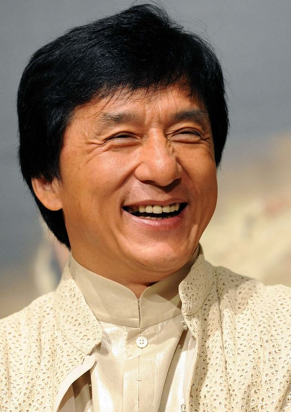 Jackie-Chan Top 10 Most Famous Celebrities Ever