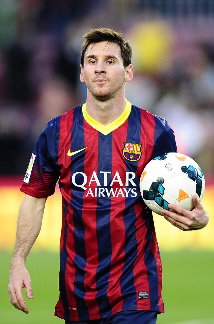 Lionel-Messi Top 10 Most Famous Celebrities Ever