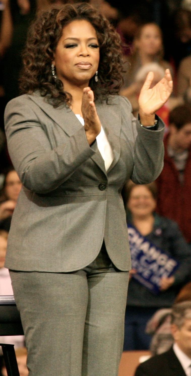Oprah_Winfrey Top 10 Life Advices from Oprah Winfrey