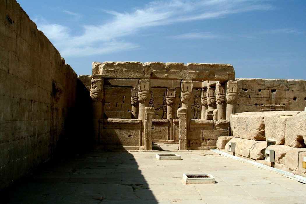 SFEC_EGYPT_DENDERA_2006-004 Top 10 Most Ancient Cities in Arabic Countries