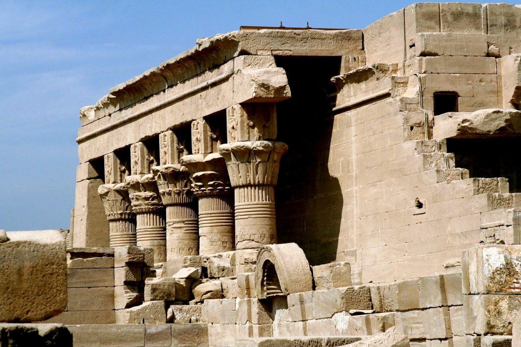 SFEC_EGYPT_DENDERA_2006-005 Top 10 Most Ancient Cities in Arabic Countries