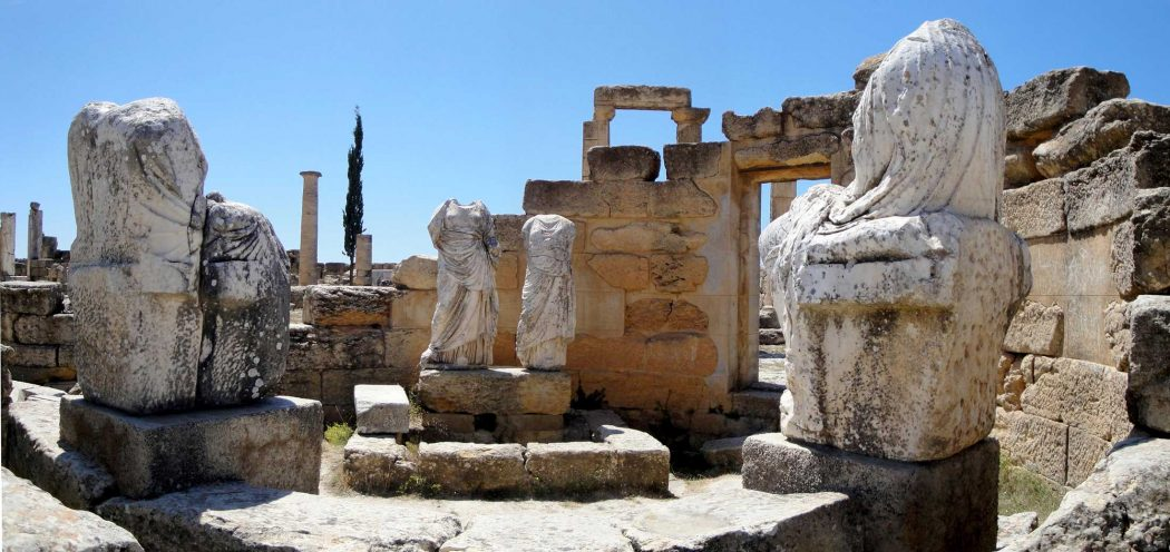 Sanctuary-2-Demeter-and-Kor Top 10 Most Ancient Cities in Arabic Countries