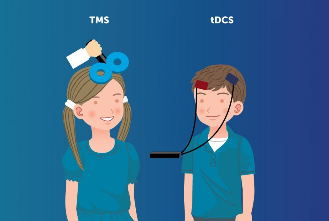 TMS-v-tDCS-cropped Top 10 Brand New Methods for Brain Stimulation