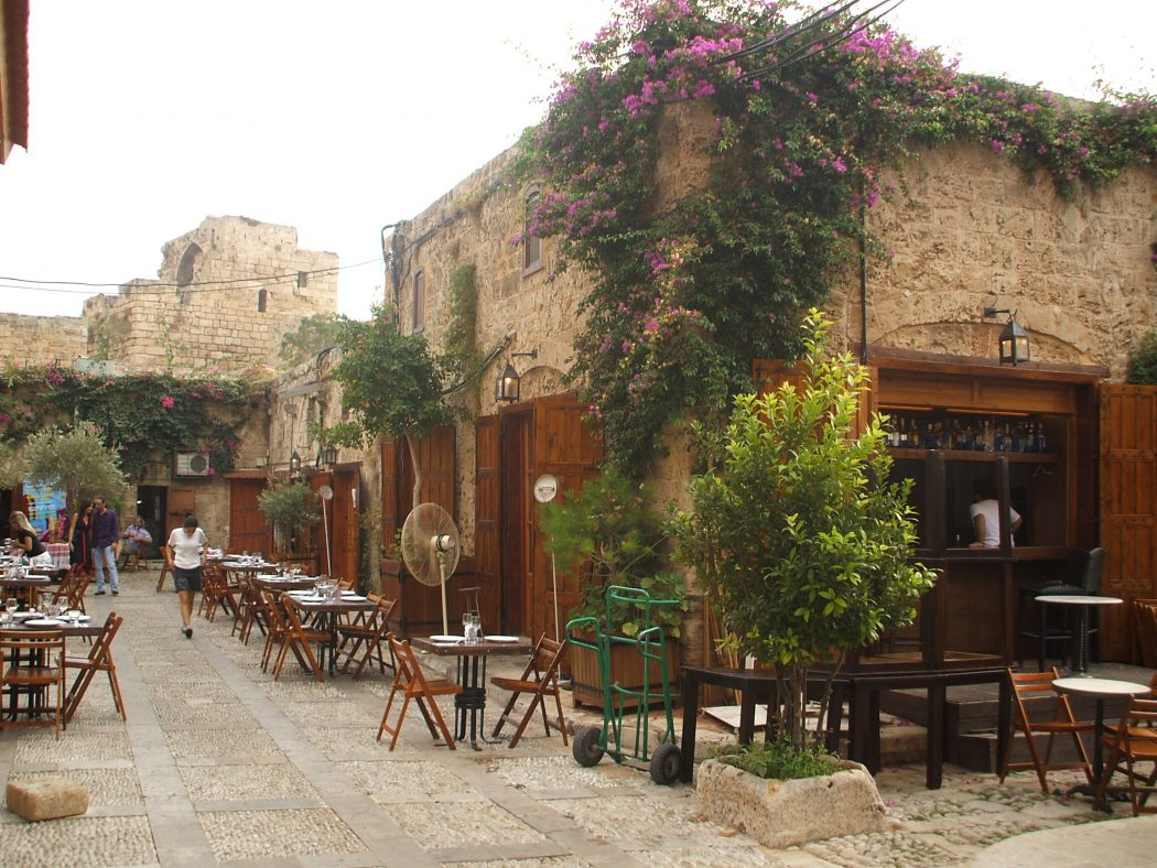 The-Souk-At-Byblos-Lebanon Top 10 Most Ancient Cities in Arabic Countries